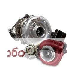 Турбина Citroen/Peugeot 406/806 2.1L 97+