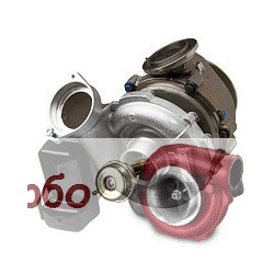 Турбина Iveco/Fiat/Ford EuroCargo 8040.45.4300 100HP, 1992-