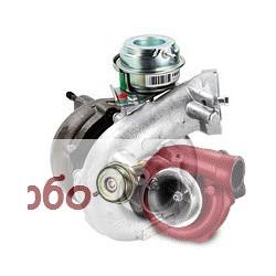 Турбина MAN D0826LUH HX40W