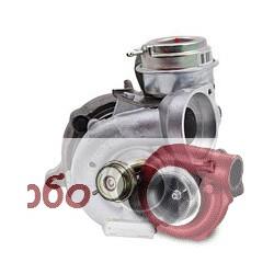 Турбина MAN D2542MLE/MTE, MIDR-063540, DS1114-1115 4LGZ