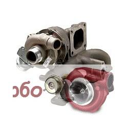 Турбина Nissan Primera/XTrail 2.2L D 03- с прокладками